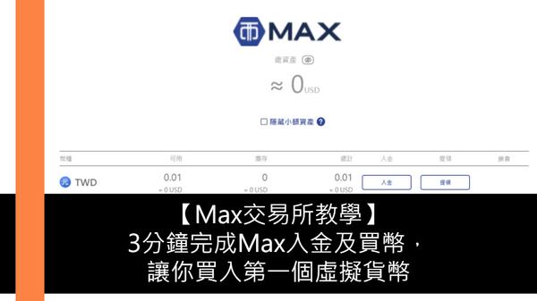 Max入金